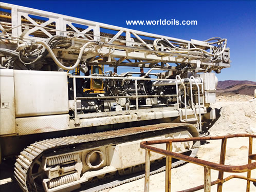 Driltech D40K Crawler Drill Rig for Sale in USA