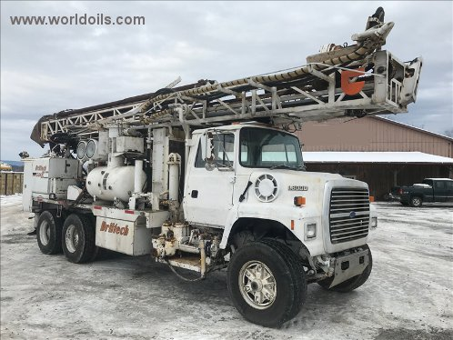 Driltech Drilling Rig - 1994 Built for Sale
