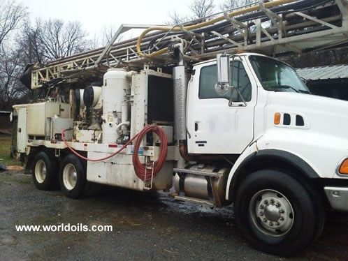 Driltech T25K5W Drill Rig - 2007 Built - for Sale