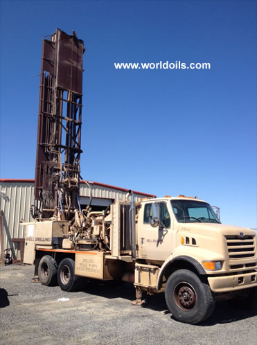 Driltech T40K Drill Rig for Sale