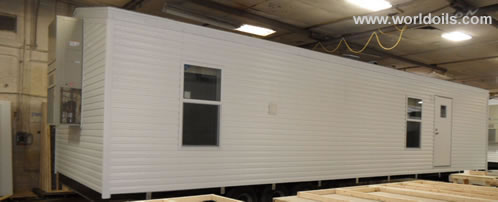 Portable Homes for Eagle Ford Shale