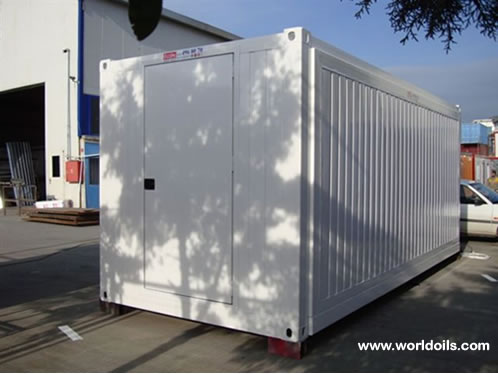 Expandable Container Homes