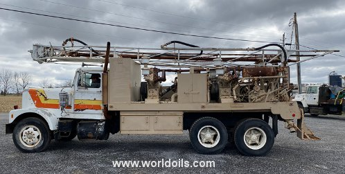 Failing 1000 Drilling Rig - For Sale