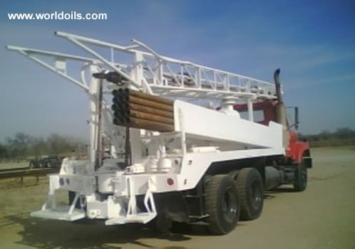 Used Failing 1250 Drilling Rig