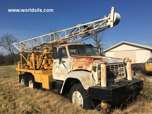 Failing 1500 Holemaster Drill Rig for Sale