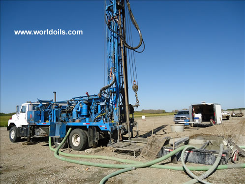 Failing CF-15 Drilling Rig For Sale in North America