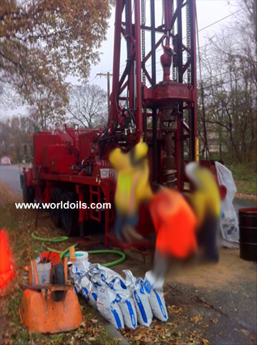 Failing F-10-WT Used Drill Rig for Sale