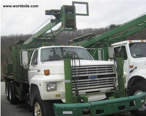 Used Failing F-6 Drill Rig for Sale