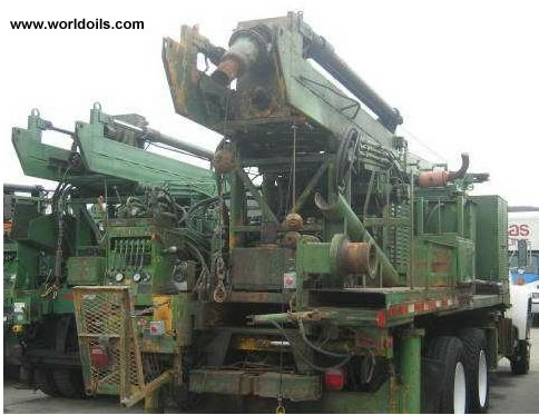 Failing F-6 Drill Rig 1993 built for Sale