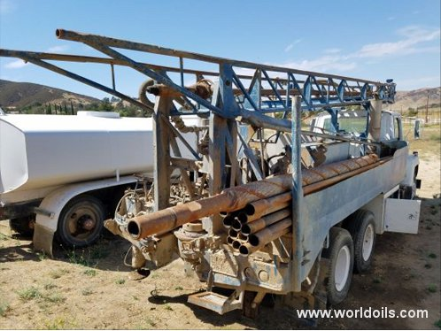 Failing Land Drilling Rig for Sale