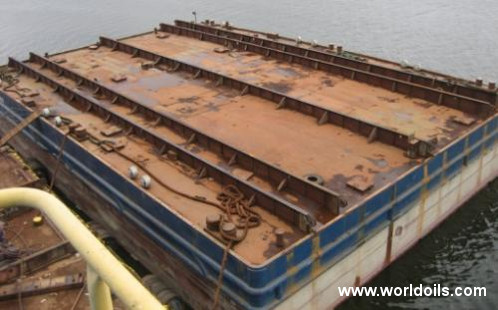 Flat Top Barge for Sale