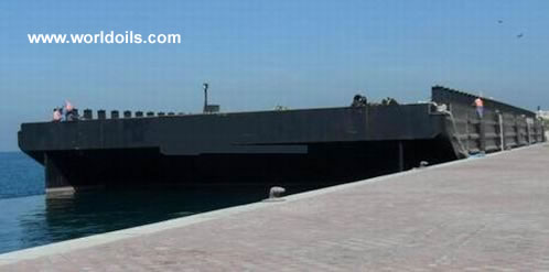 Flattop Barge for Sale