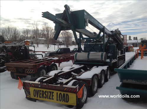 Used Foremost DR40 Drill Rig for sale
