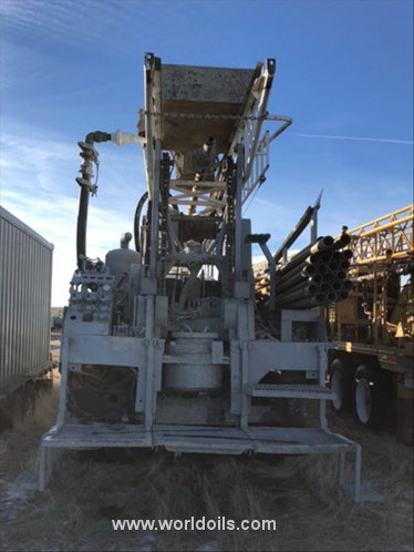 Gardener Denver Land Drilling Rig for Sale