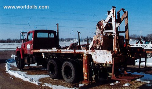Gardner Denver 1000 Drilling Rig - For Sale