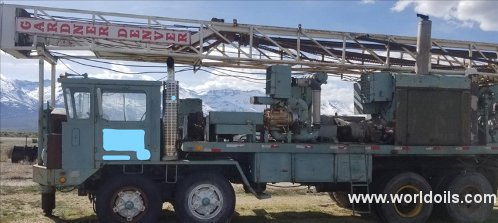 Gardner Denver 1500 Drilling Rig - For Sale