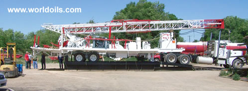 Gardner Denver 2000 Drilling Rig for Sale