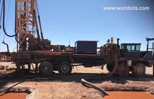 Gardner Denver 2000 Drilling Rig - For Sale