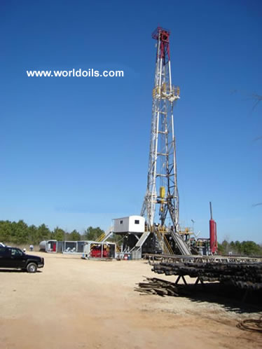 Gardner Denver DW 500 Drilling Rig - 900hp - for Sale