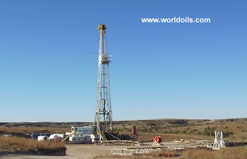 Gardner Denver 500 - Mechanical Drilling Rig 700 hp - for Sale