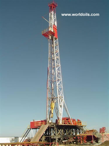 Gardner Denver S1000 Mechanical Drilling Rig for Sale