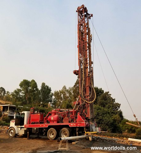 Gefco / Speedstar 30K Drilling Rig - For Sale