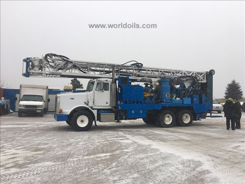 Gefco Speedstar 30K Drill Rig for Sale