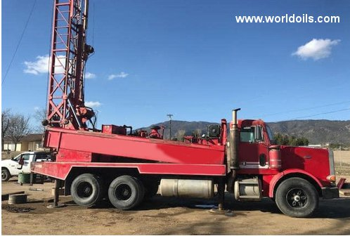 Gefco / Speedstar 30K Drill Rig for Sale