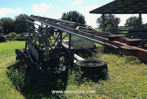 Generic Briggs & Stratton Drilling Rig for Sale