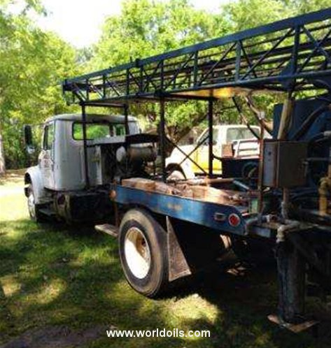 Generic Geospace H800 Drilling Rig - For Sale