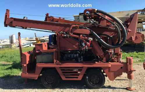 Generic Fully Hydraulic Drilling Rig for Sale