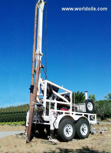 Generic LTD 360 Cable Drilling Rig - For Sale