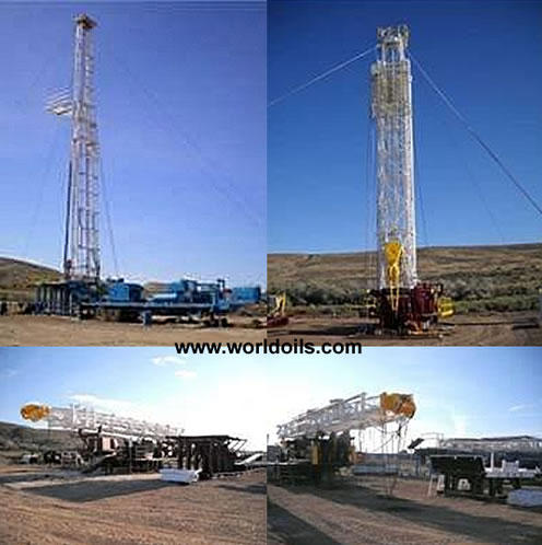 Oil & Gas Drill Rigs for Sale