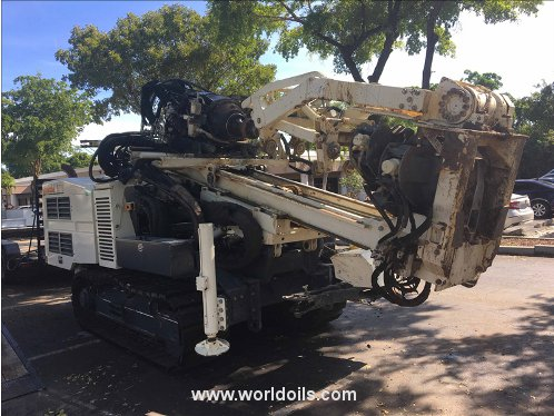 Geoprobe 8150LS Crawler Drilling Rig -For Sale