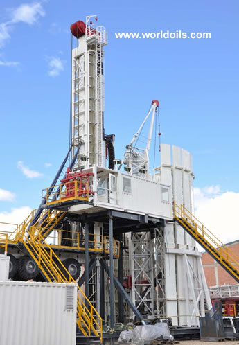 Drillmec HH 300 Drilling Rig for Sale