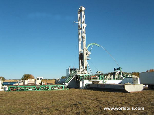 2005 Foremost CTR Single Coil Tubing Hybrid Drilling Rig