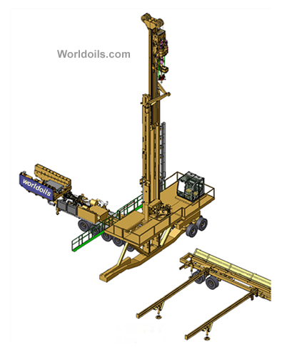 Drilling Rig 1000HP  for Sale - New