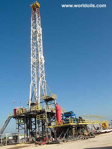 IDE AC 1500 Sparta Drilling Rig for Sale