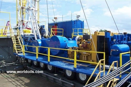 Used Drilling Rig IDECO H-1000