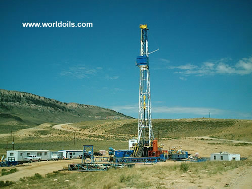 Ideco 725 - 750 HP SCR Drilling Rig for Sale