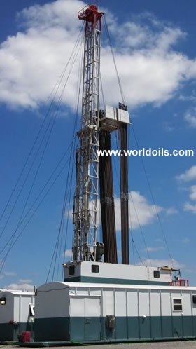 Ideco H37 - 600hp - Drilling Rig for Sale