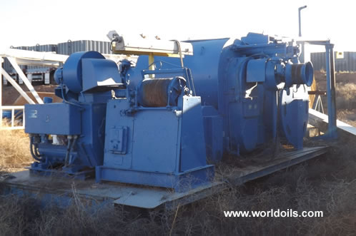 Land Drilling Rig - 750 hp for Sale in USA