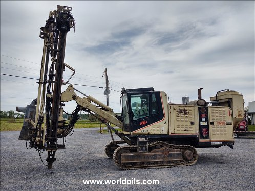 Ingersoll-Rand CM-780D Blasthole Drilling Rig - For Sale
