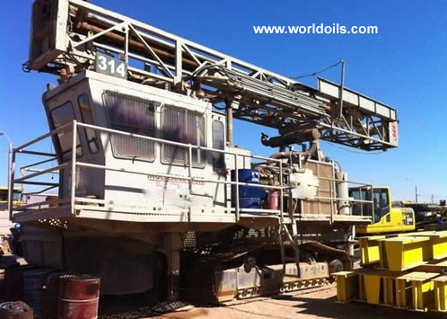 Drilling Rig - Ingersoll-Rand DM-M2 - 2001 Built for Sale