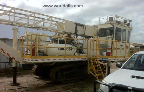 Ingersoll-Rand DM25SP Rotary Blast hole Drill Rig - 1994 Built for Sale