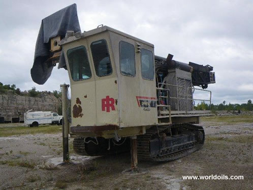Used Drilling Rig Built 1994 Ingersoll-Rand DM45E