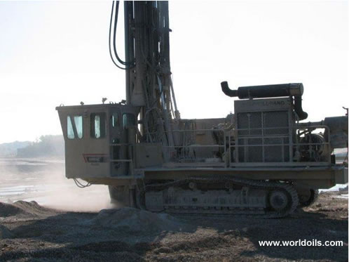 Ingersoll-Rand DM45E Drilling Rig for Sale