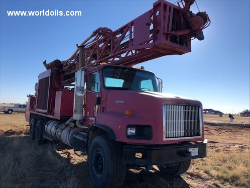 Ingersoll-Rand Drilling Rig - 2000 Built for Sale