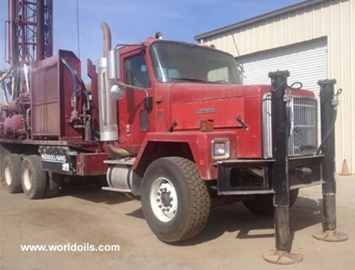 Used Ingersoll-Rand T3W Drill Rig for Sale