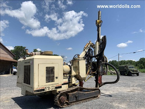Ingersoll-Rand ECM 370 Crawler Drilling Rig - 1994 Built
